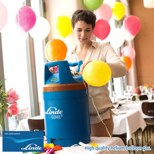 RENTAL - Small GENIE Helium Canister G10