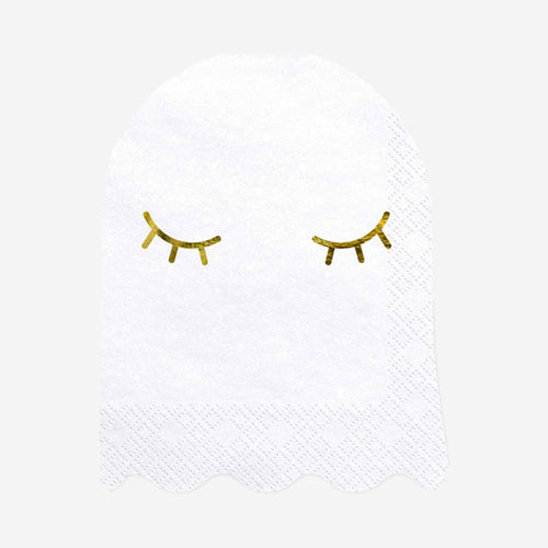 Ghost Party Napkin