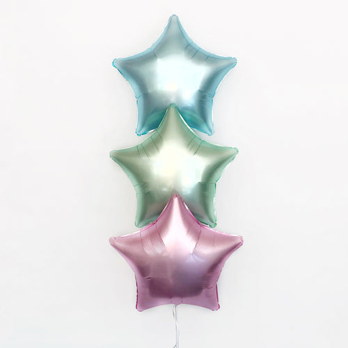 Bouquet of 3 stars - Pick your Colour