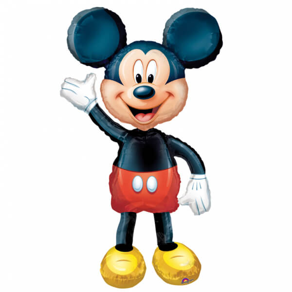 Mickey Mouser AirWalkers foil balloon disney
