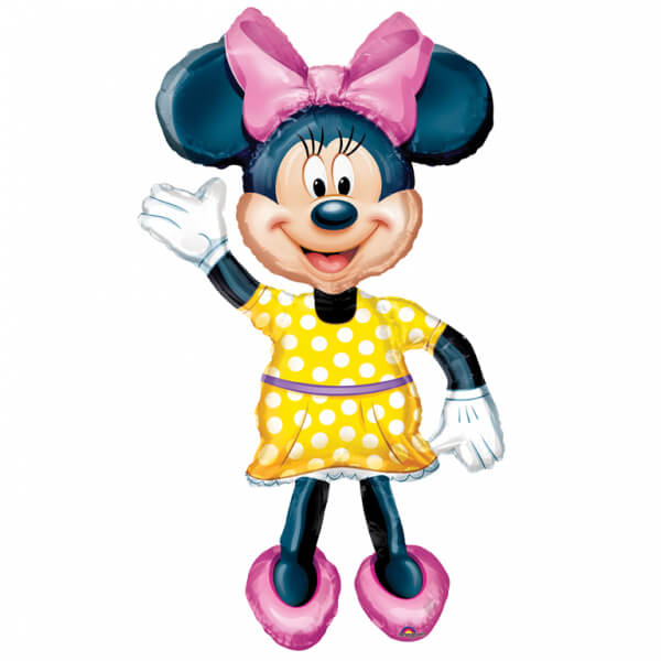 Minnie-mouse-airwalker-foil-balloon