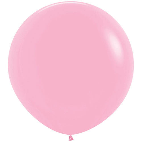 Pink Giant 3ft Latex Balloon