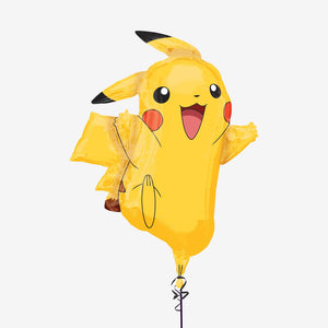 Pokémon Pikachu SuperShape Foil Balloons XL