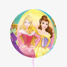 Princess Foil Orbz Balloon