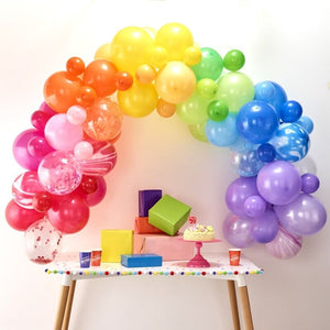 Rainbow Balloon Arch DIY KIT