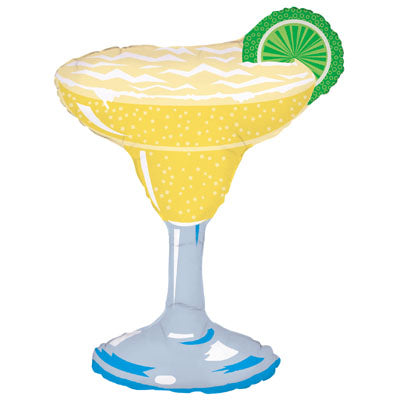 Margarita Glass balloon