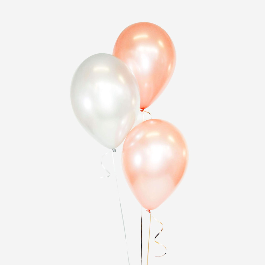 Bouquet of Latex Balloons - Pick your colour