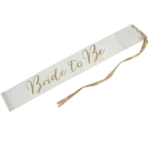 Bride to Be Sash Hen Party