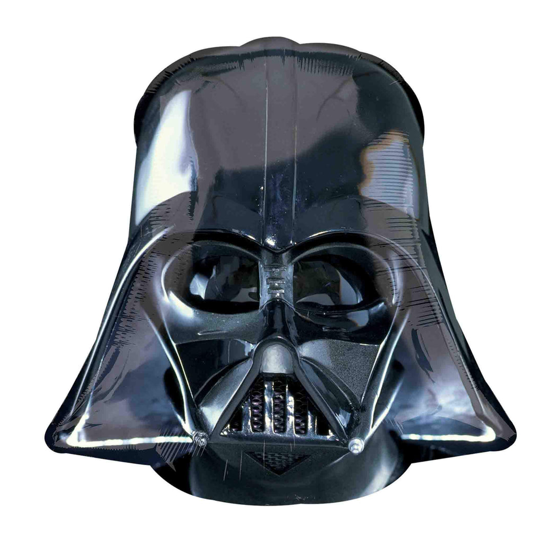 Star Wars Darth Vader Helmet Foil Balloon