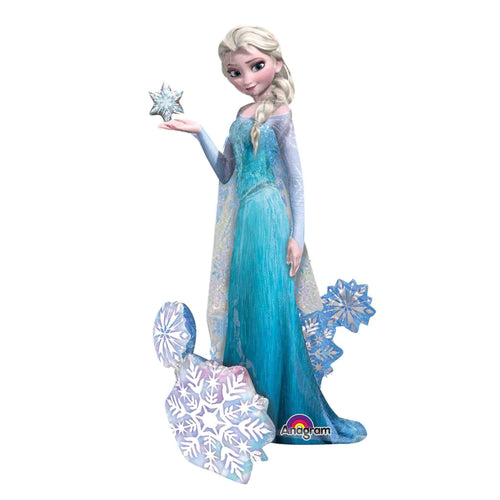 Elsa Airwalker Foil Balloon