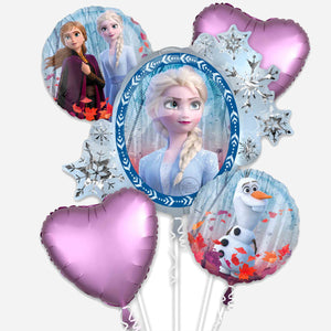 Frozen II Balloon Bouquet