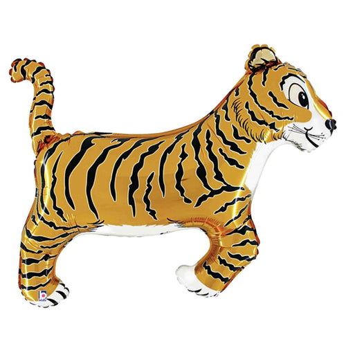 Tiger Shape Foil Balloon