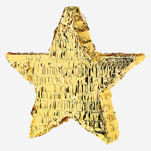 Gold Star Piñata
