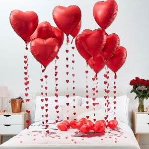 Romantic Inflated Bedroom Decoration
