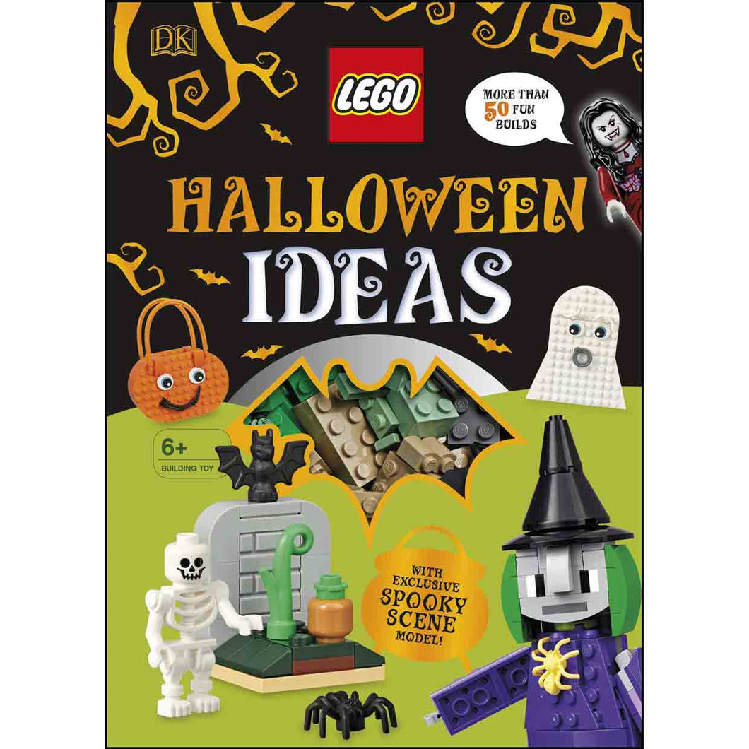 LEGO Halloween Ideas: With Exclusive Spooky Scene