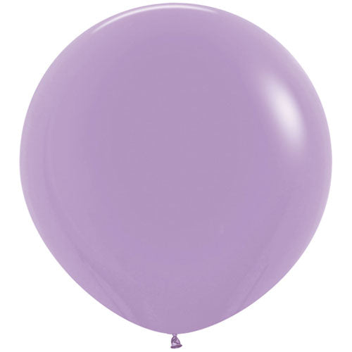Lilac 3ft Giant Latex balloon