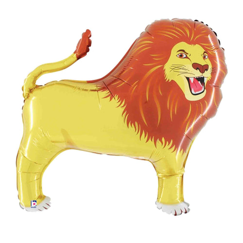 Lion Shape Foil Balloon