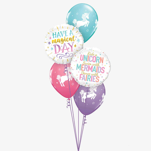 Magical Day Balloon Bouquet
