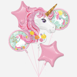 Magical Unicorn Balloon Bouquet