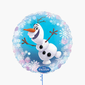 "Frozen Olaf Small 18"" Foil Balloon"