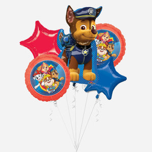 Paw Patrol Chase Balloon Bouquet