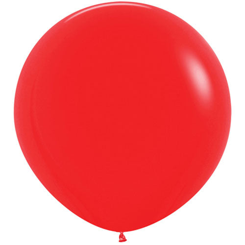 Red Giant 3ft Latex Balloon