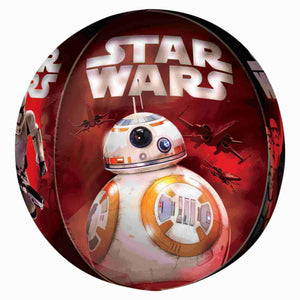 Star Wars Orbz Foil Balloon