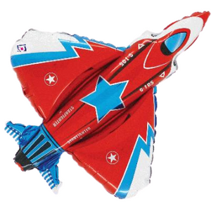 StarFighter Foil Balloon
