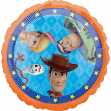 "Toy Story 4 Small 18"" Foil Balloon"