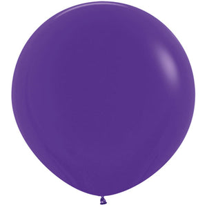 Purple 3ft Giant Latex balloon