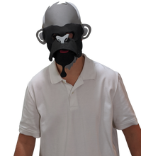 Load image into Gallery viewer, Silverback Gorilla Masks