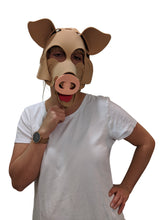 Load image into Gallery viewer, Pig Masks
