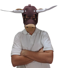 Load image into Gallery viewer, Longhorn Bull Masks