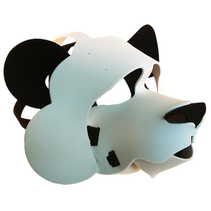 Panda & Polar Bear Masks