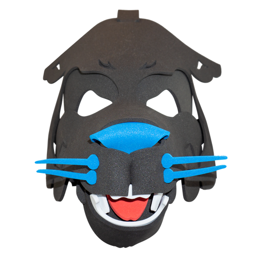 Panther / Mountain Lion- Masks