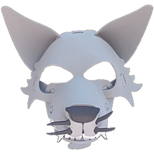 Load image into Gallery viewer, Wolf Masks