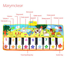 Load image into Gallery viewer, Musical Play Mat for Kids