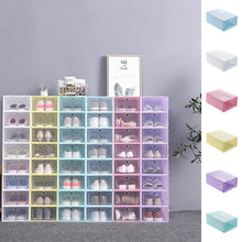 Load image into Gallery viewer, Foldable Shoe Storage Box