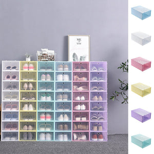 Foldable Shoe Storage Box