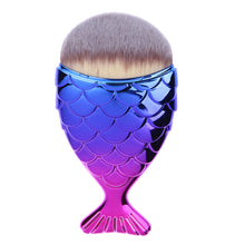 Load image into Gallery viewer, Mermaid Makeup Brush