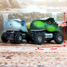 Load image into Gallery viewer, LED Dinosaur Car with Sound