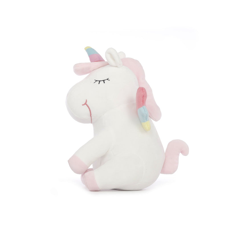 Sleeping Unicorn LED Plush Toy
