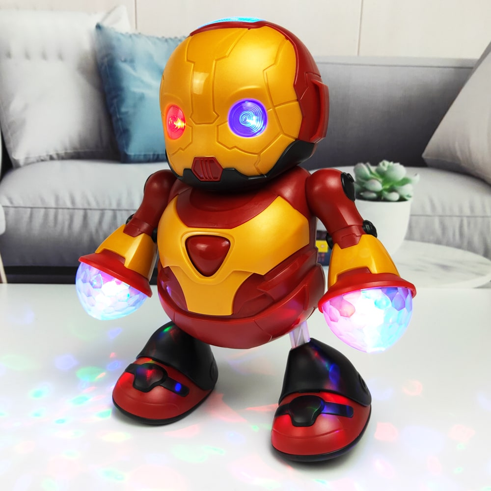 Dancing Robot Toy