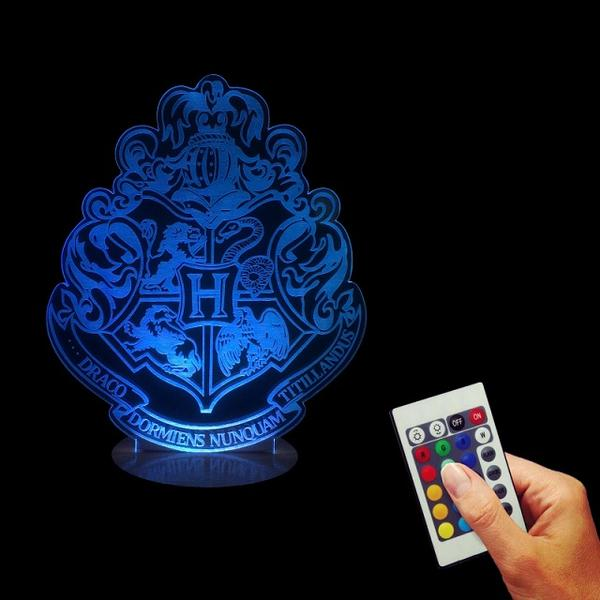 The House Color Changing LED Lamp