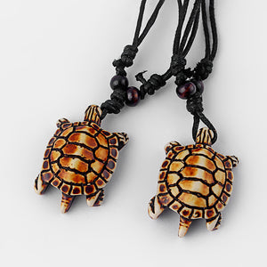 Ultimate Tribal Turtle Necklace Set