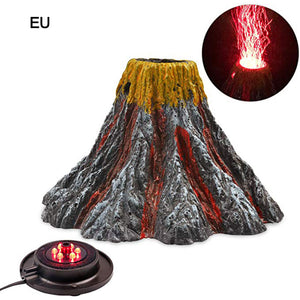 Aquarium Volcano Ornament Kit