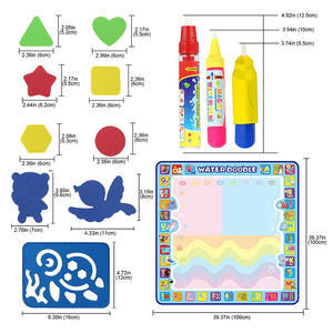 Reusable Aqua Magic Doodle Mat