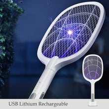 Load image into Gallery viewer, QuashPest™ 2.0 Electric Fly Swatter