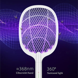 QuashPest™ 2.0 Electric Fly Swatter