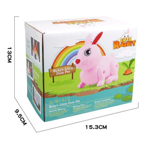 Running Rabbit LED Toy